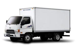 Кондиционеры на Hyundai HD78