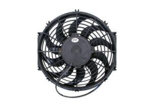 Вентилятор осевой 12″ 24V 120W Pull